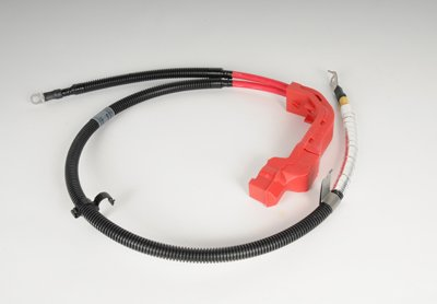 AC Delco Starter Cable 25875322 direct fitwith 1 year or 12000 mile ac delco limited warranty