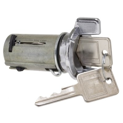 AC Delco Ignition Lock Cylinder C1448 direct fitwith chrome 1 year or 12000 mile ac delco limited warranty