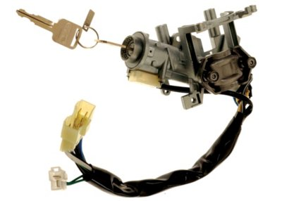 AC Delco Ignition Lock Cylinder D1404E direct fitwith natural 1 year or 12000 mile ac delco limited warranty