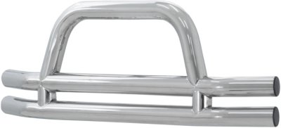 Aries Off Road Bumper 15200 2with polished lifetime aries limited warranty