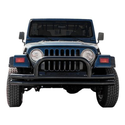 Aries Off Road Bumper 15200with powdercoated black 3 year aries limited warranty