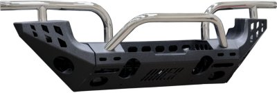 Aries Off Road Bumper 2071021with textured black 3 year aries limited warranty