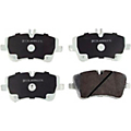 2005 Mercedes Benz CLK320 Brake Pad Set Beck Arnley