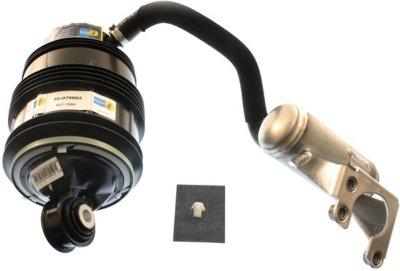 Image of Bilstein Air Spring 40-076683, direct fit,with black lifetime bilstein limited warranty