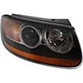 2012 Hyundai Santa Fe Headlight Garage-Pro