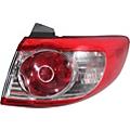 2012 Hyundai Santa Fe Tail Light Garage-Pro