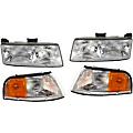 1994 Chevrolet Lumina Headlight Replacement