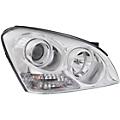 2007 Kia Optima Headlight ReplaceXL