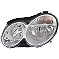 2005 Mercedes Benz CLK320 Headlight Replacement