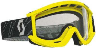 Scott USA Goggles 217796 0005041 universalwith yellow