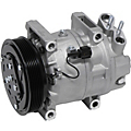 2001 Infiniti I30 A/C Compressor UAC